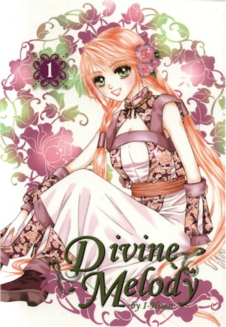 Divine Melody Graphic Novel 01