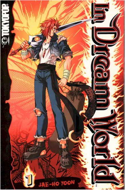 In Dream World GN Vol. 01