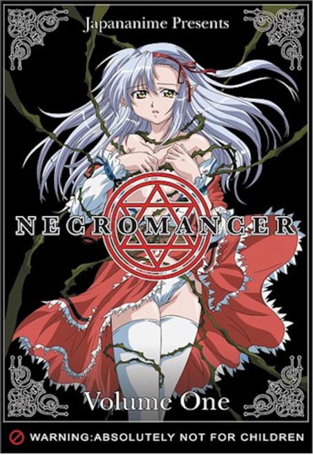 Necromancer DVD 01 Resurrection