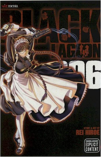 Black Lagoon Graphic Novel 06