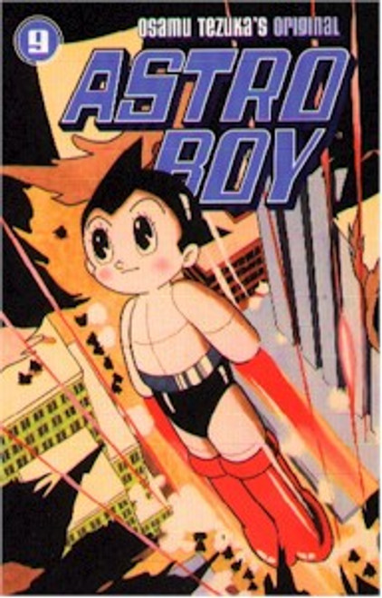 Astro Boy Graphic Novel Vol. 09