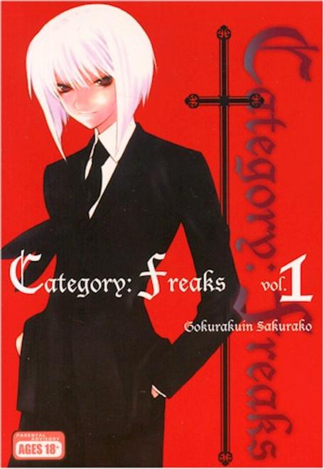 Category Freaks Graphic Novel 01