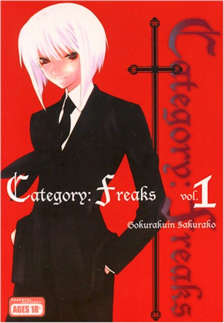 Category Freaks Graphic Novel 01