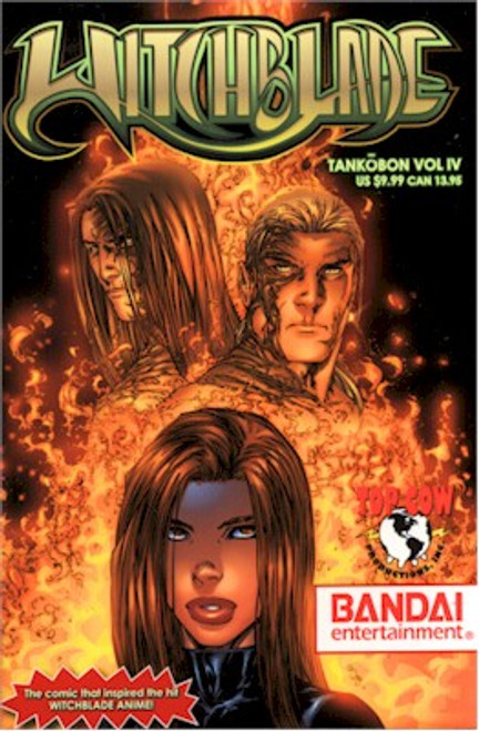 Witchblade Graphic Novel 04