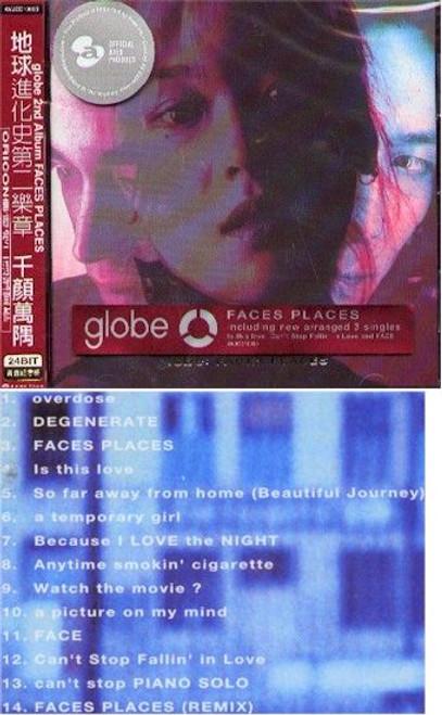 globe : Faces Places Soundtrack