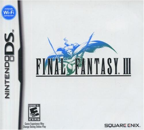 Final Fantasy III (DS)