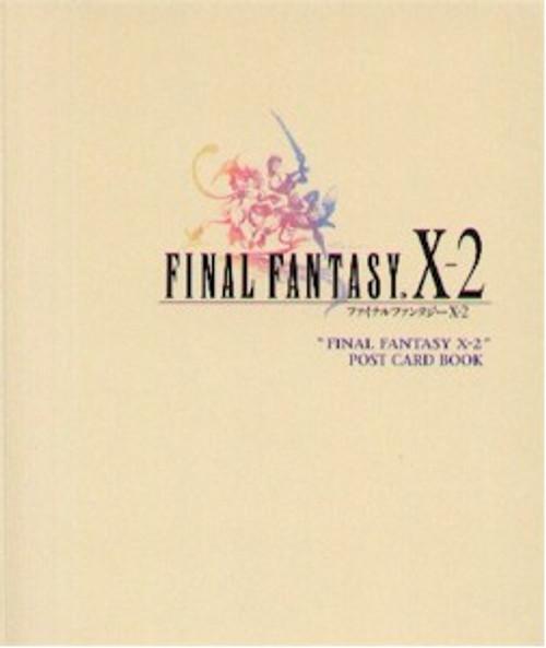 Final Fantasy X-2 Postcard Book