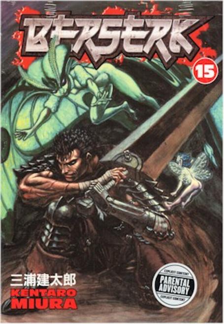 Berserk Graphic Novel Vol. 15