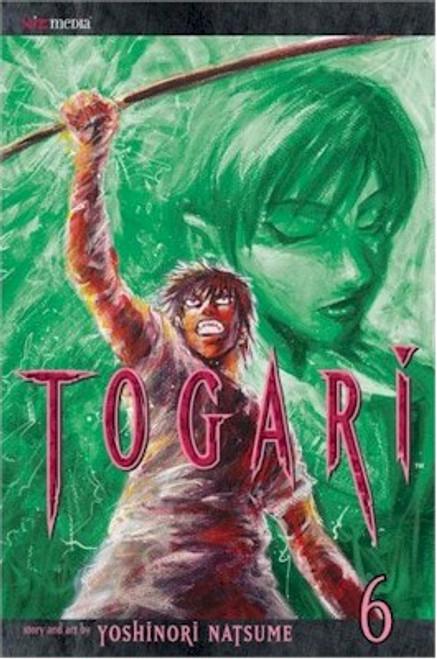 Togari Graphic Novel 06