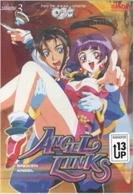 Angel Links DVD Vol. 03