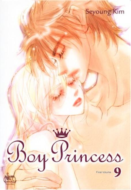Boy Princess Graphic Novel 09