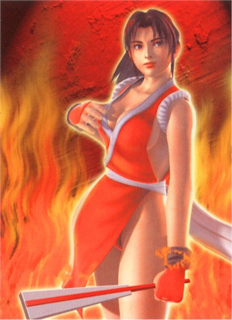 King of Fighters Wallscroll #197
