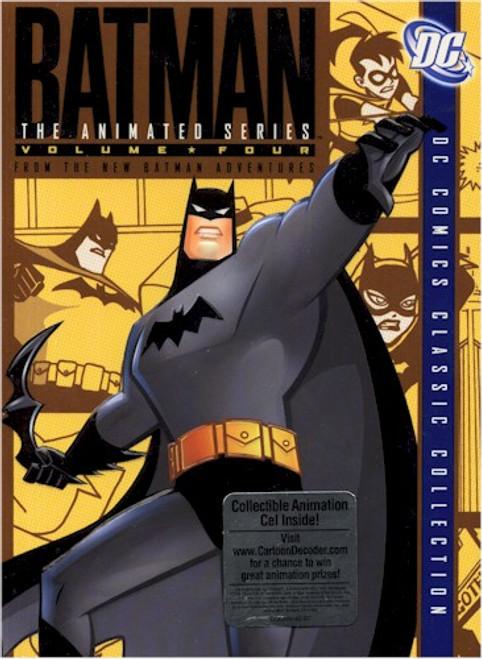 Batman DVD The Animated Series Vol. 04 Boxset