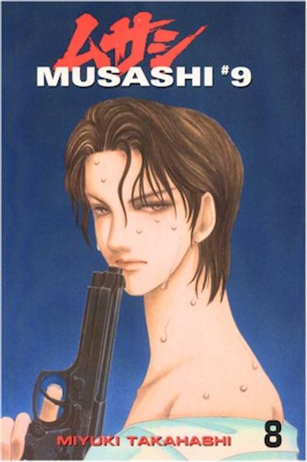 Musashi #9 Graphic Novel Vol. 08