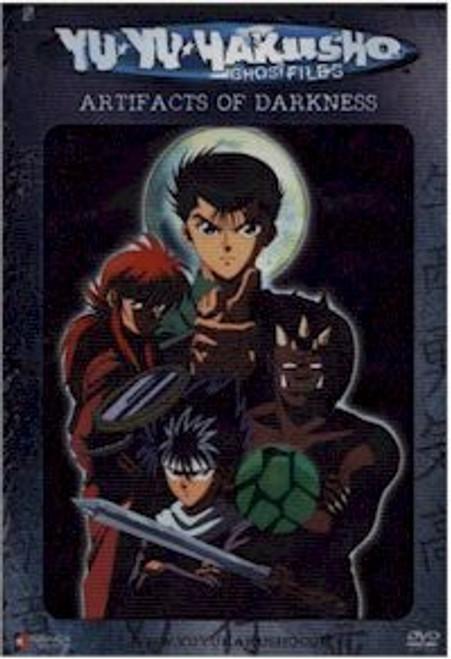 Yu Yu Hakusho Ghost Files DVD 02 Artifacts of Darkness