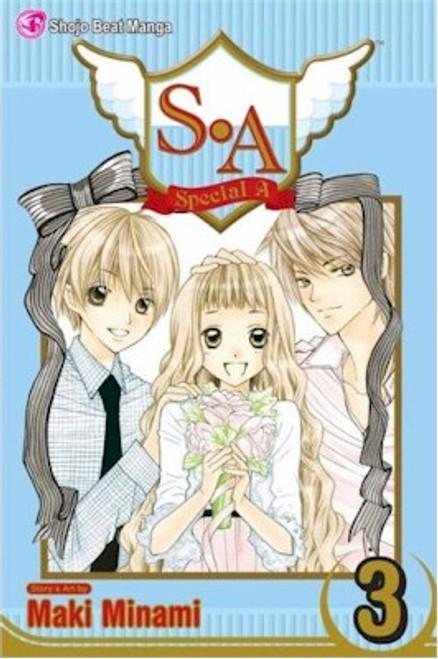 S.A Graphic Novel 03