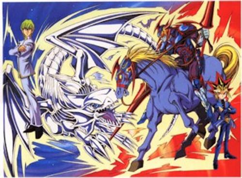 Yu-Gi-Oh Wallscroll #318