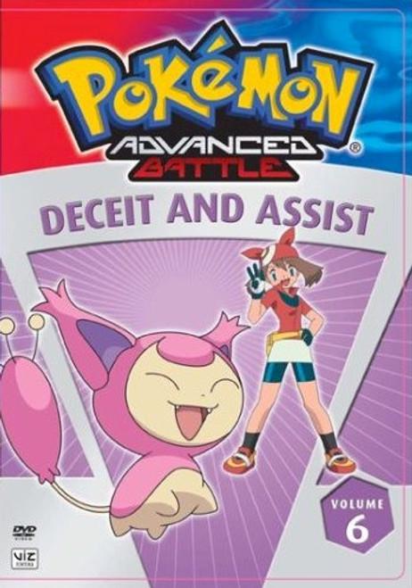 Pokemon DVD Advanced Battle 06