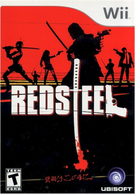 Red Steel (Wii) (Used)