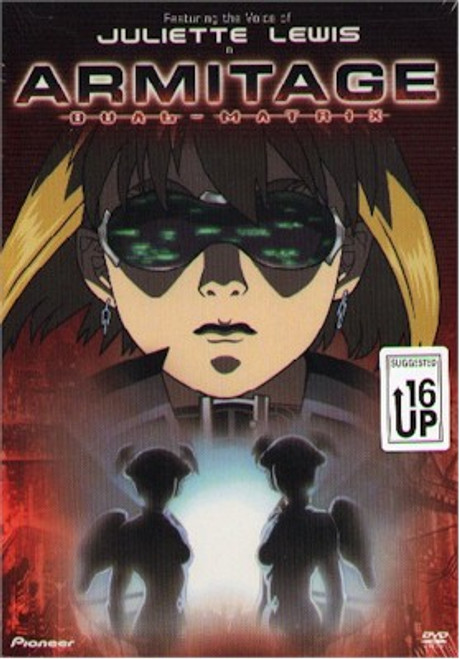 Armitage: Dual-Matrix DVD