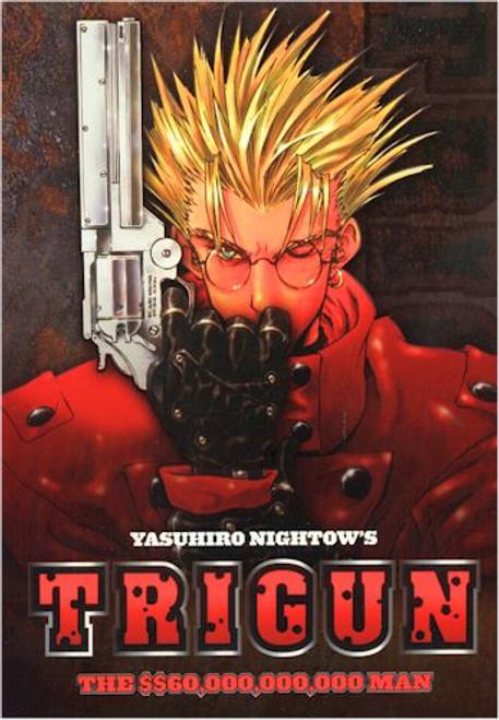 Trigun Anime Manga Vol. 01