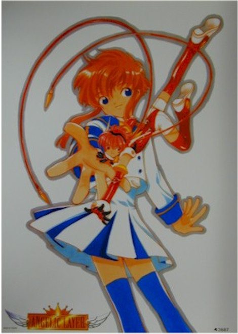 Angelic Layer Poster #3687