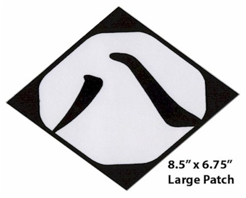 Bleach Large Patch Group Eight