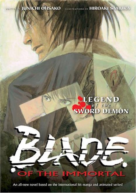Blade of the Immortal Novel Vol. 1 Legend of the Sword Demon