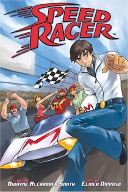 Speed Racer Graphic Novel
