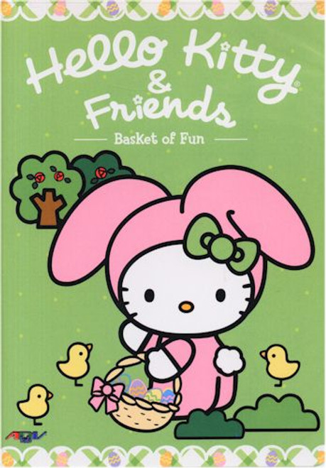 Hello Kitty & Friends DVD Vol. 07