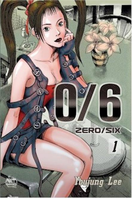 0/6 (Zero/Six) Graphic Novel 01