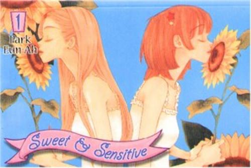 Sweet and Sensitive Graphic Novel Vol. 01