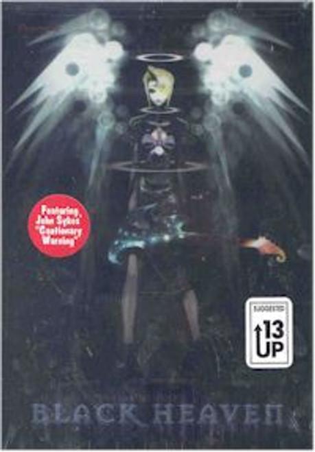 Black Heaven DVD Vol. 03