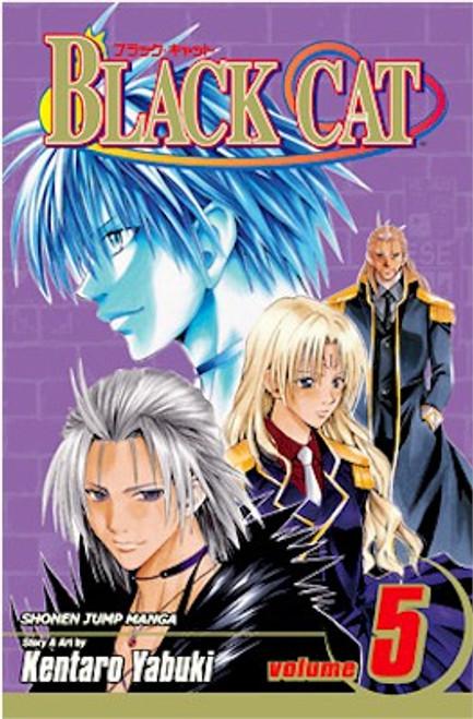 Black Cat Graphic Novel 05