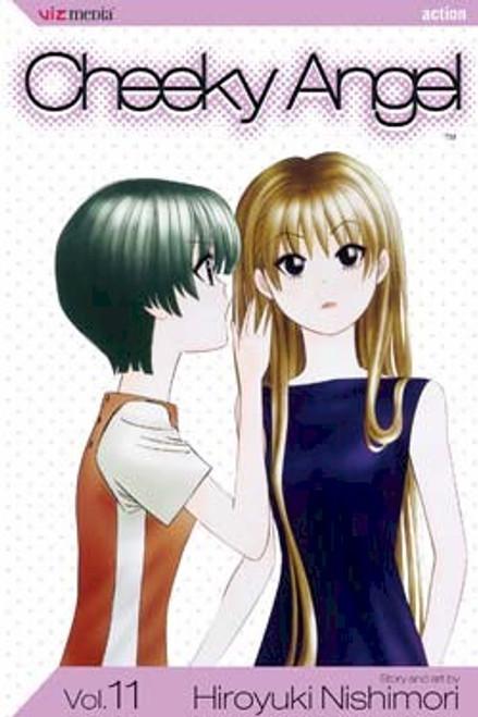 Cheeky Angel Graphic Novel Vol. 11