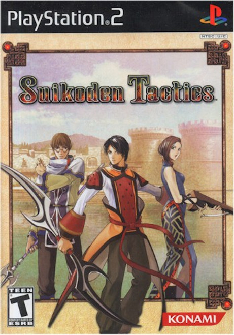 Suikoden Tactics (PS2)