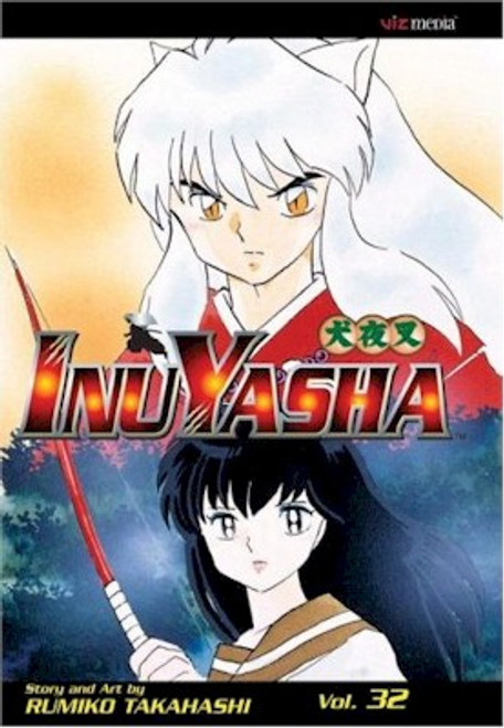 Inu-Yasha Graphic Novel Vol. 32
