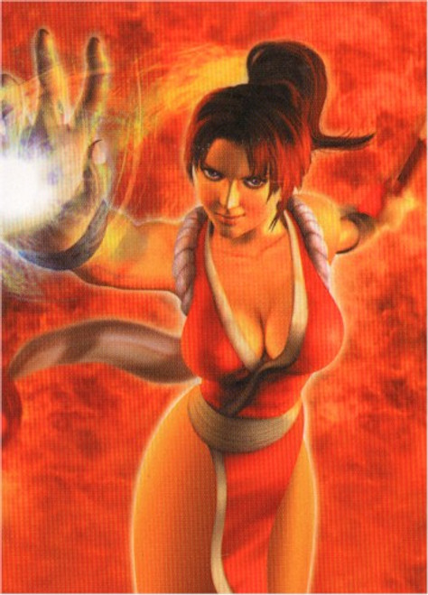 King of Fighters Wallscroll #235
