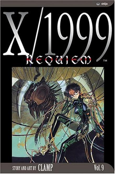 X/1999 2nd Edition Vol. 09 : Requiem