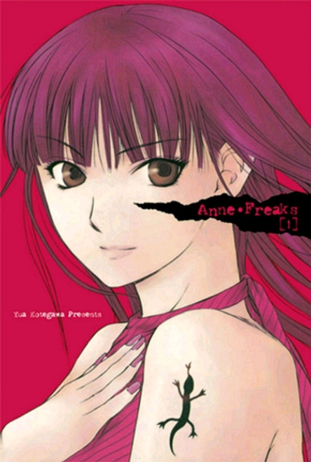 Anne Freaks Graphic Novel 01