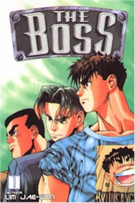 Boss Graphic Novel Vol. 01