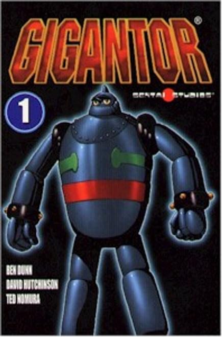 Gigantor Graphic Novel Vol. 01