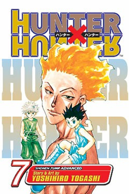 Hunter X Hunter Graphic Novel 07