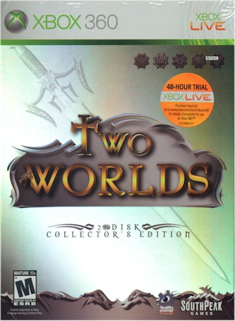 Two Worlds 2-Disc Collector's Edition (XBOX 360)