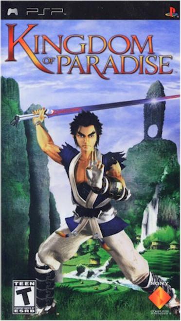 Kingdom of Paradise (PSP)