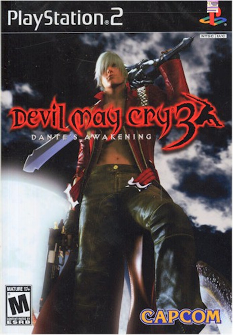 Devil May Cry 3 (PS2)