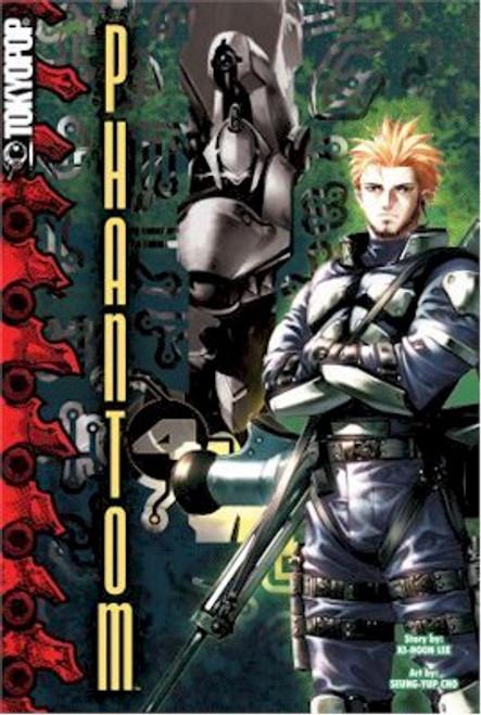 Phantom Graphic Novel 04