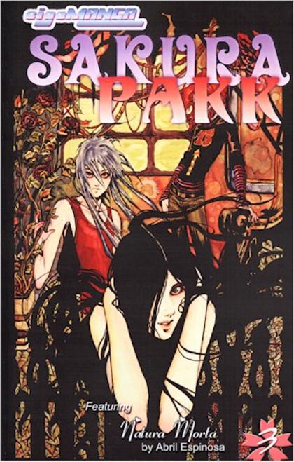 Sakura Pakk GN Vol. 03