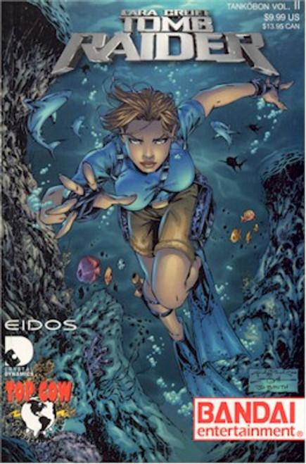 Tomb Raider Graphic Novel 02