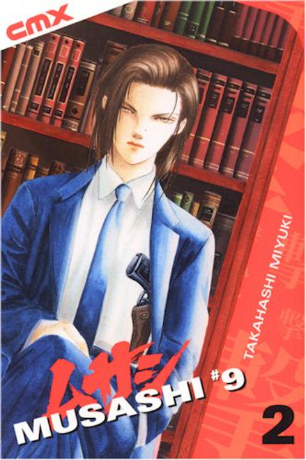 Musashi #9 Graphic Novel Vol. 02